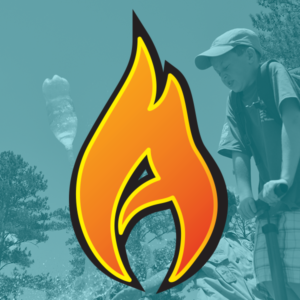 Bert Adams Scout Camp social media logo