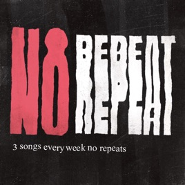 No Repeat podcast artwork