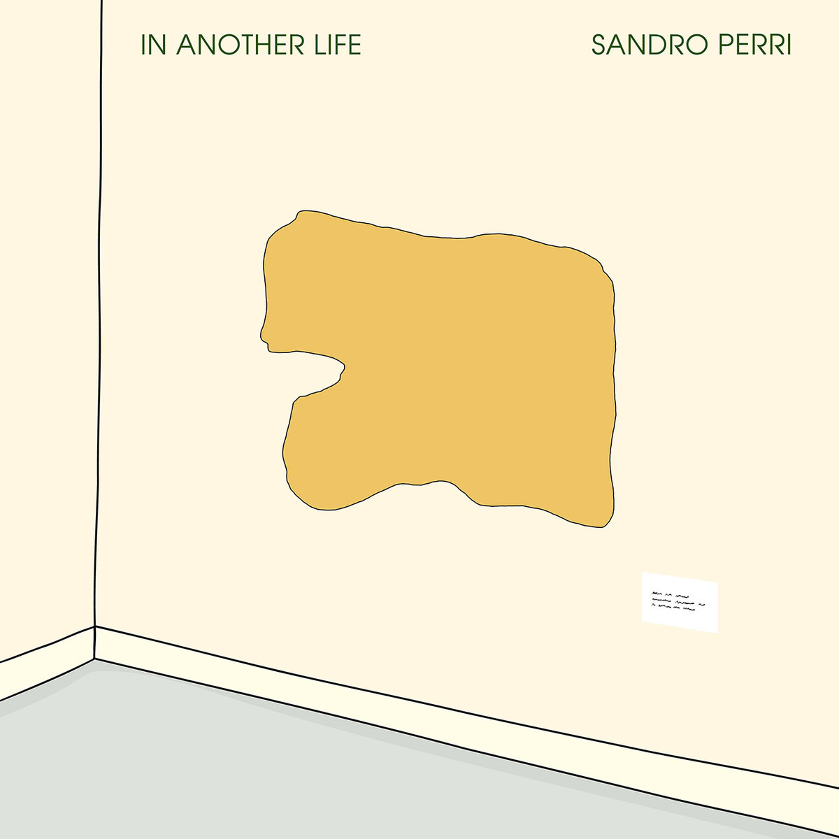"Album artwork for ""In Another Life"" by Sandro Perri"