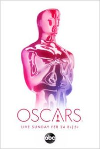Promotional poster for the 91st annual Academy Awards