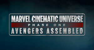 Marvel Cinematic Universe Phase One Title Card